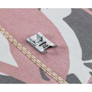 Patka pro našívání až 7 tkanic pro šicí stroje do 7 mm