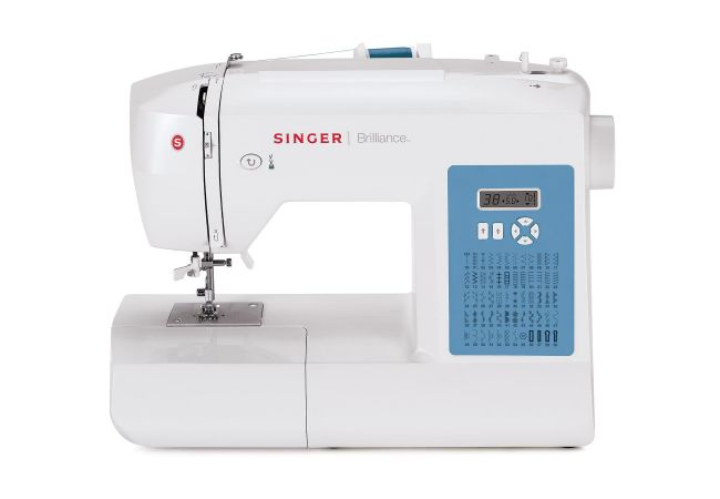 Singer Brilliance 6160